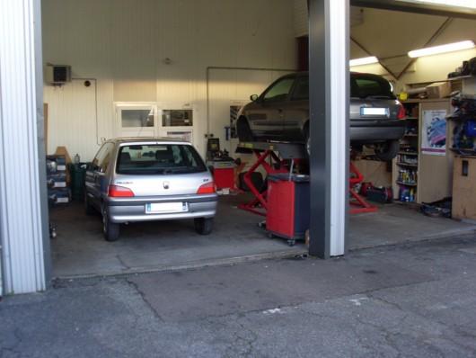 Atelier mécanique auto à Louhans (71)