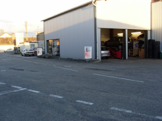 Atelier automobile espace auto tuning à Louhans (71)